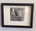 The original art for the Dugan Under Ground frontisipiece, by Kim Deitch