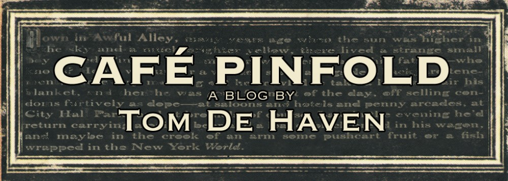 Café Pinfold